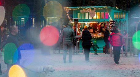 Za božićne i novogodišnje praznike očekuje se oko 4 posto više gostiju