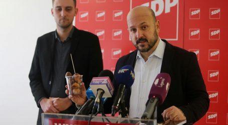 """MARAS: """"Zagreb ima najkorumpiraniji Advent u Europi"""""""