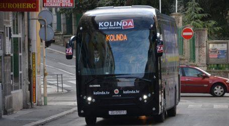 Policija potvrdila da je Kolindin vozač kriv za nesreću