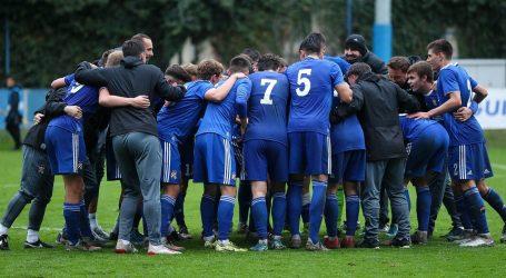 JUNIORSKA LIGA PRVAKA: Dinamo 'srušio' City za proljeće u Europi