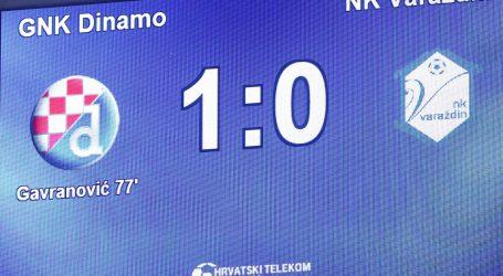 HT PRVA LIGA: Dinamo pogotkom Gavranovića svladao Varaždin u Maksimiru