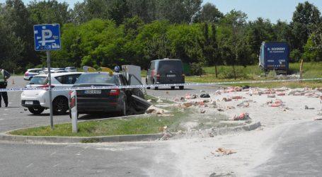 Podignuta optužnica protiv vozača kamiona koji je pokosio učenice kod Novske