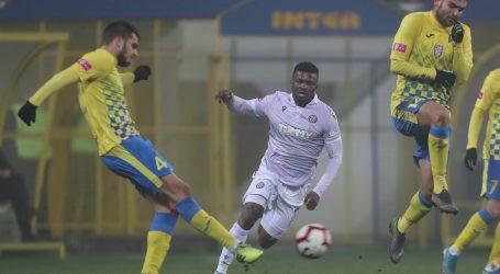 HT PRVA LIGA Inter-Zaprešić do boda protiv Hajduka