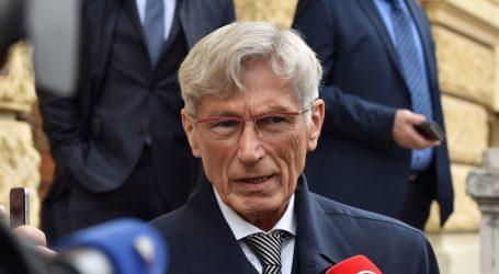 Horvatinčiću potvrđeno 4 godine i 10 mjeseci zatvora