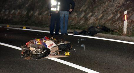 PULA: Poginuo mladi motociklist