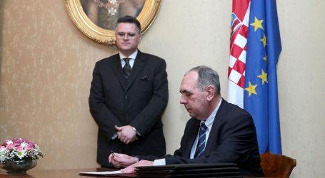 U DIP-u još uvijek sjedi Josip Vresk, iako je policiji priznao da je primio mito