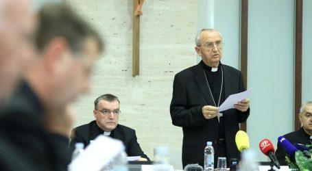 Predsjednik HBK-a Želimir Puljić čestitao Božić Kolindi Grabar Kitarović
