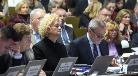 Gradska skupština podržala Bandićevu inicijativu o postupku ustavnosti vezanom za GUP
