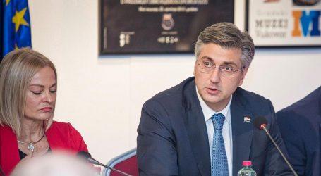 """PLENKOVIĆ: """"Želimo Slavoniju učiniti još boljom"""""""