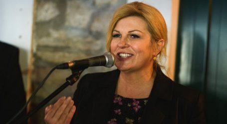 DIP upozorio Grabar-Kitarović zbog objave fotografije s vojnicima
