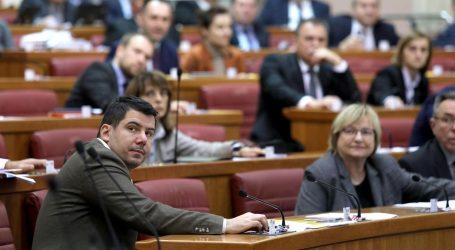 Sabor izglasao novi Zakon o vatrogastvu