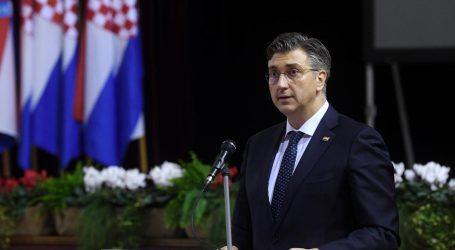 Plenković uputio sućut u povodu smrti Željka Rohatinskog