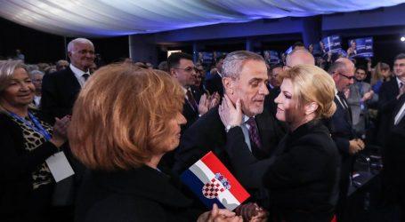 Predsjednica izjavom o Bandiću i kolačima šokirala i HDZ-ovce