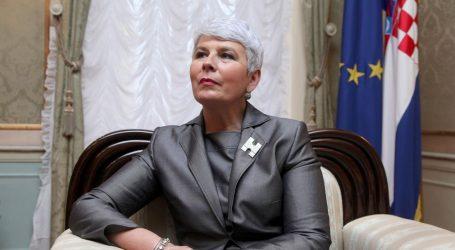 BITKA ZA STRANAČKI TRON POČINJE: Bude li ga vodila aktualna predsjednica, HDZ nestaje s političke scene