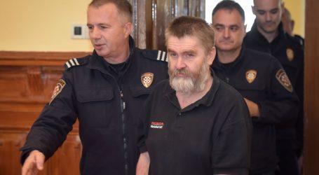 Počelo suđenje pomahnitalom ocu koji je na Pagu zamalo ubio 4 djece