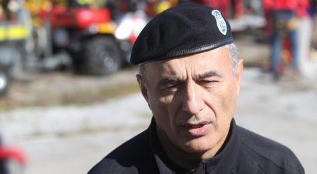 Požar na zagrebačkom Rebru, Pavle Kalinić spasio dvoje ljudi