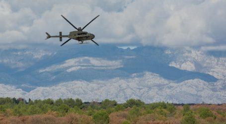 HRZ i HGSS spasili ozlijeđenog planinara na Mosoru