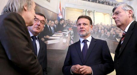Jandroković i u 2020. poželio puno rasprava na korist građana