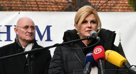 "GRABAR-KITAROVIĆ: ""Država mora ustrajati u istragama i kaznenom progonu ratnih zločina"""