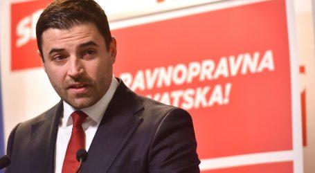BERNARDIĆ 'Ovi predsjednički izbori vode se između normalne i crne Hrvatske'