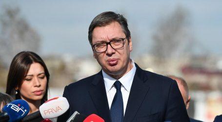 """JAVIO SE I VUČIĆ: """"Odgovorit ću na uvrede poslije izbora"""""""