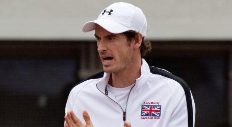 Murray propušta Australian Open zbog ozljede zdjelice