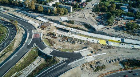 Radovi na remetinečkom rotoru završit će 9. siječnja, a asfaltiranje će biti gotovo i prije Božića