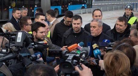"""BANDIĆ NOVINARIMA: """"Ne odgovaram na bedasta i deplasirana pitanja"""""""