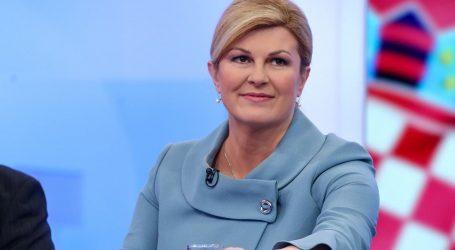 Grabar-Kitarović čestitala Božić građanima