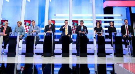 Posljednji je dan promidžbe za predsjedničke izbore