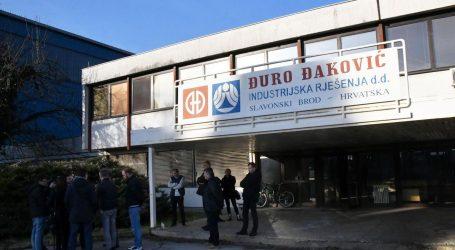 Ne prime li plaću, radnici Đure Đakovića prosvjedovat će na Badnjak