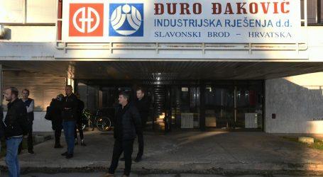 Radnici Đure Đakovića zasad odustali od štrajka