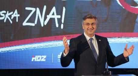 """PLENKOVIĆ: """"Građani sada trebaju vidjeti razliku između prednosti predsjednice i propusta Milanovića"""""""