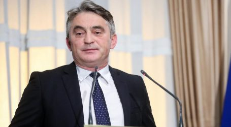 """Komšićeva stranka: """"Grlić-Radman zagovara politiku protivnu stajalištima EK-a"""""""