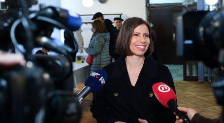 Katarina Peović zadovoljna kampanjom i postignutim rezultatom