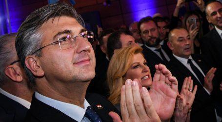 'I ako Kolinda definitivno izgubi, Plenković preživljava na čelu HDZ-a'