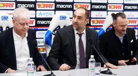 """TUDOR: """"Želim napraviti Hajduk boljim klubom nego što je sada"""""""