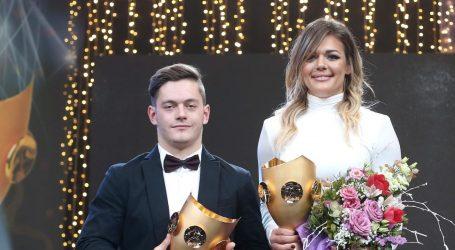 Sandra Perković i Tin Srbić najbolji sportaši Zagreba u 2019.