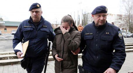 Vozačici koja je pokosila policajca mjesec dana istražnog zatvora, suvozač na slobodi