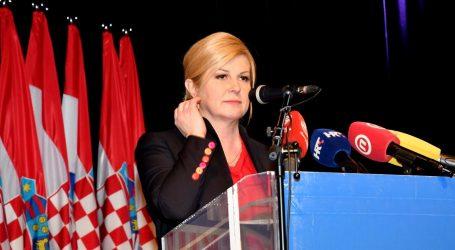 GRABAR-KITAROVIĆ 'Dijele nas na Kolindine i Škorine birače jer nas žele oslabiti'