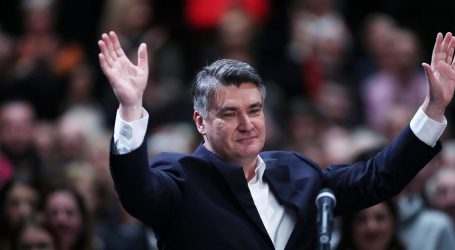 """Milanović: """"Donosim nešto drugačije, pobijedit ćemo jer smo bolji, čovječniji i strpljivi"""""""