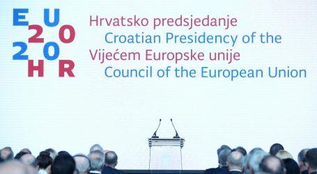 Vlada pripremila opsežan program predsjedanja EU-om