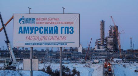 Rusija i Ukrajina dogovorile sporazum o tranzitu plina