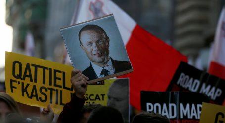 Tisuće na Malti traže trenutnu ostavku premijera Muscata