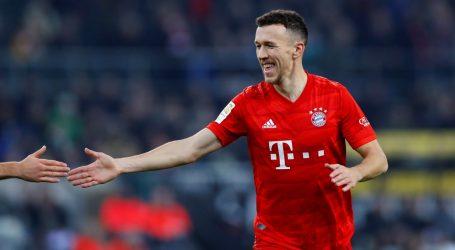 Perišić strijelac u dramatičnom porazu Bayerna u Mönchengladbachu