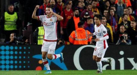 Budimir dvostruki strijelac u porazu Mallorce na Camp Nou, Rakitić asistent