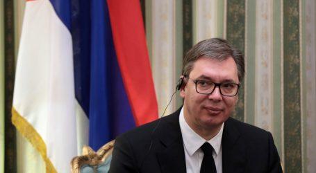 Vučić najavio dolazak Johnsona i Trumpa u Srbiju