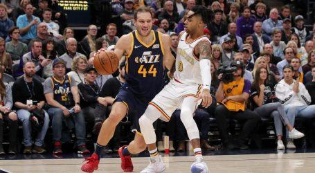 NBA Bogdanovic zabio osam trica u pobjedi nad Warriorsima