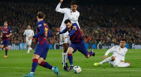 Susret Barcelone i Reala završio bez golova