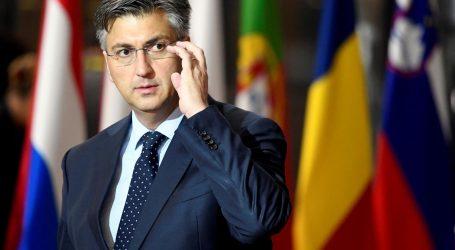 Plenković zbog pregovora sa sindikatima ne putuje u Madrid na COP25